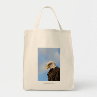Tote Bag L'oiseau de prient Eagle chauve