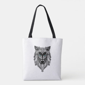 Tote Bag Loup