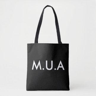 Tote Bag M.U.A (SAC FOURRE-TOUT à artiste de maquillage