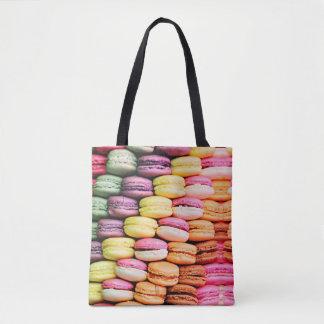 Tote Bag Macaron français