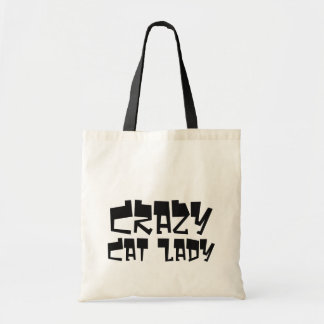 Tote Bag Madame folle de chat