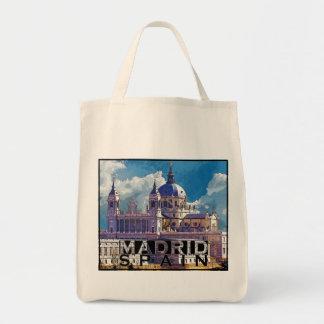 Tote Bag Madrid