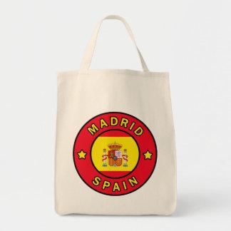 Tote Bag Madrid Espagne
