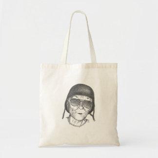 Tote Bag Mamie Badass