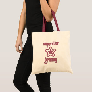 Tote Bag Mamie de superstar