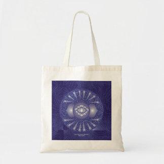 Tote Bag Mandala de Chakra de troisième oeil