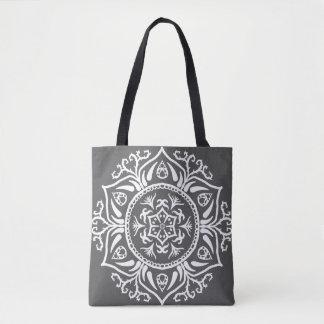 Tote Bag Mandala de lamantin