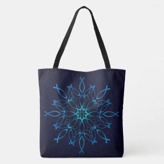 Tote Bag Mandala d'Ichthus