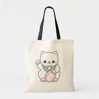 Tote Bag Maneki rose Neko