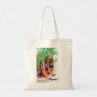 Tote Bag Mangez organique !