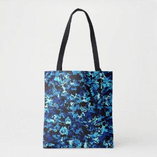 Tote Bag Manie de bleu royal…