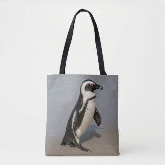 Tote Bag Marche africaine de pingouin