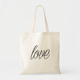 Tote Bag Mariage d'amour