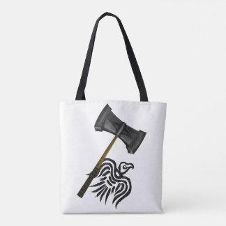 Tote Bag Marteau de guerre de Viking de Thor