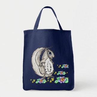 Tote Bag MeMe l'écureuil Fourre-tout