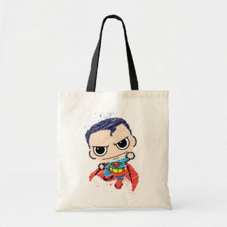 Tote Bag Mini croquis de Superman - vol