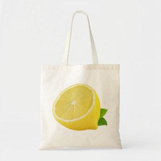 Tote Bag Moitié de citron