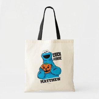 Tote Bag Monstre de biscuit - le des bonbons ou un sort |
