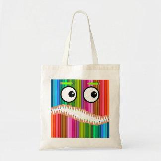 Tote Bag Monstre de crayon