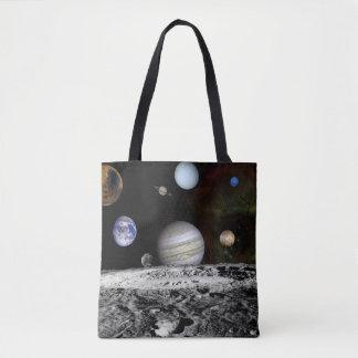 Tote Bag Montage planétaire