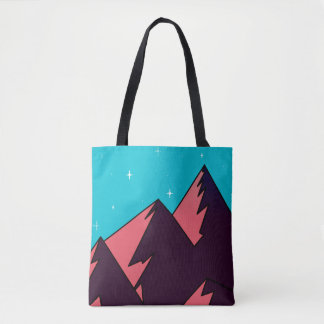 Tote Bag Montagne