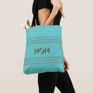 Tote Bag Mother's-Day_MOM-Moons et ressort Aqua* des