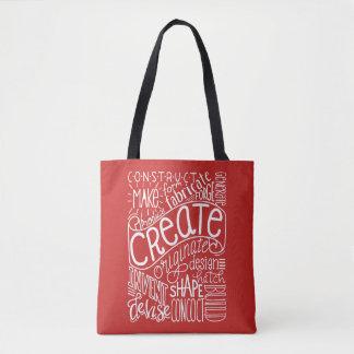 Tote Bag Motivation de création