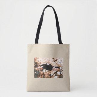 Tote Bag Mouche d'Eagle chauve comme Eagle