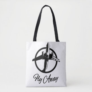 Tote Bag Mouche loin - Travelbag