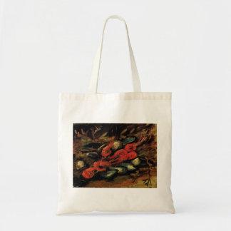 Tote Bag Moules et crevette toujours de la vie par Vincent