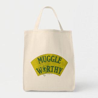 Tote Bag Muggle digne