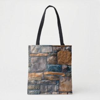 Tote Bag Mur en pierre
