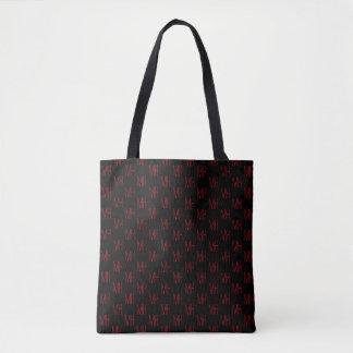 Tote Bag Noir de C.P.