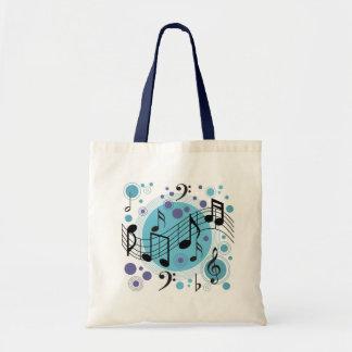Tote Bag Notes de musique