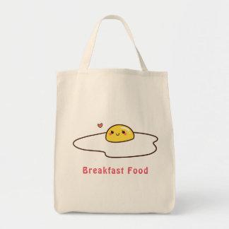 Tote Bag Nourriture de petit déjeuner