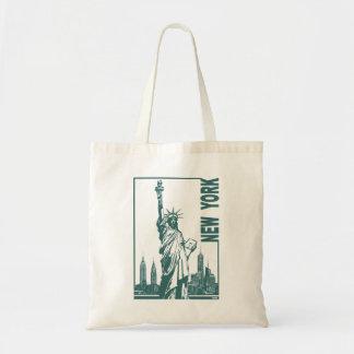 Tote Bag Nouvelle York-Statue de la liberté