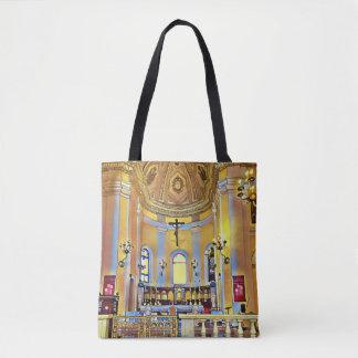 Tote Bag Nuances de sanctuaire artistique de bigorneau