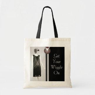 Tote Bag Obtenez votre agitation sur 1