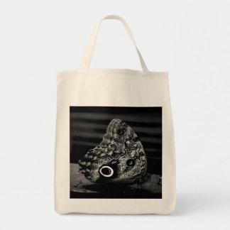 Tote Bag Oeil du papillon Fourre-tout organique