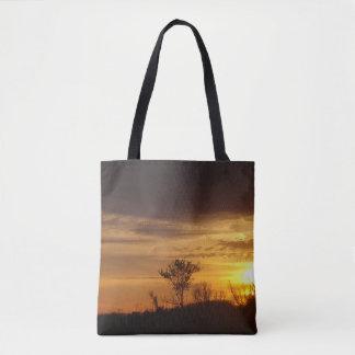 Tote Bag Or dans le ciel