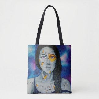 Tote Bag Or Fourre-tout de fille de galaxie