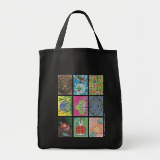 Tote Bag Ornements par les artistes multiples