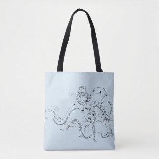 Tote Bag Otterpus