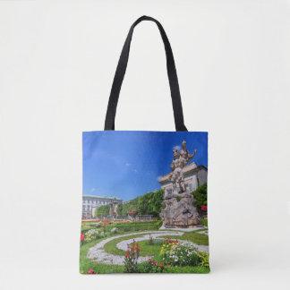 Tote Bag Palais de Mirabell et jardins, Salzbourg, Autriche
