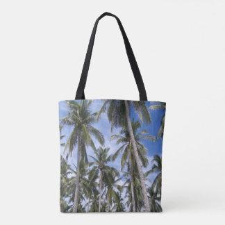 Tote Bag Palmiers tropicaux