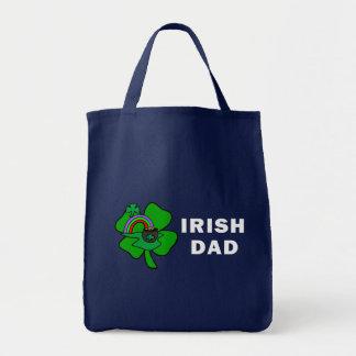 Tote Bag Papa irlandais