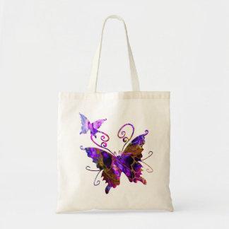 Tote Bag Papillons d'imaginaire