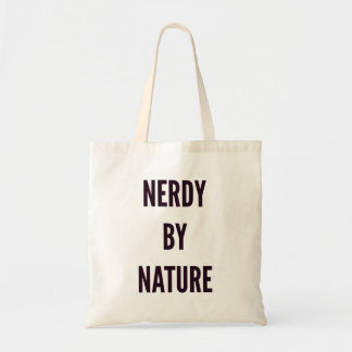 Tote Bag Par nature Noël drôle ringard