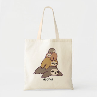 Tote Bag Paresses Animated