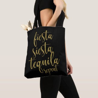 Tote Bag Parties scintillantes Bachelorette de répétition